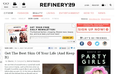 http://www.refinery29.com/good-skin#slide-1