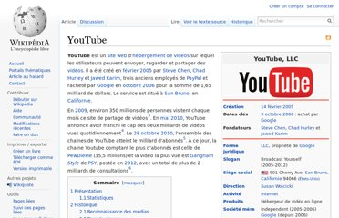 http://fr.wikipedia.org/wiki/YouTube