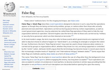 http://en.wikipedia.org/wiki/False_flag