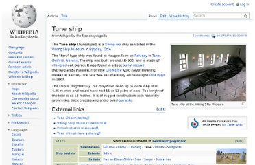 http://en.wikipedia.org/wiki/Tune_ship