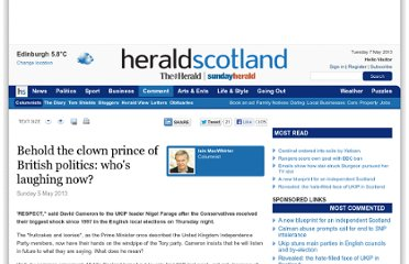 http://www.heraldscotland.com/comment/columnists/behold-the-clown-prince-of-british-politics-whos-laughing-now.20990954