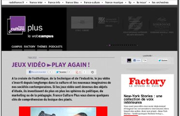 http://plus.franceculture.fr/jeux-video-play-again