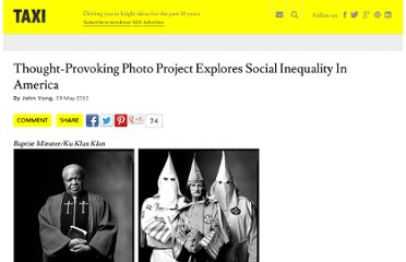 http://designtaxi.com/news/357468/Thought-Provoking-Photo-Project-Explores-Social-Inequality-In-America/