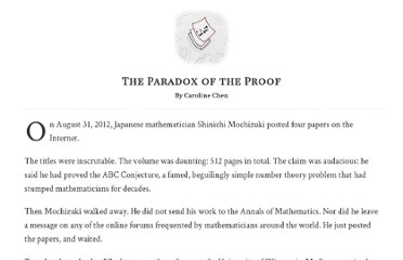 http://projectwordsworth.com/the-paradox-of-the-proof/
