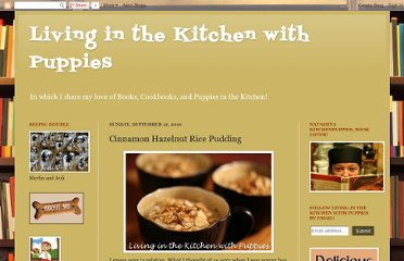 http://livinginthekitchenwithpuppies.blogspot.com/2010/09/cinnamon-hazelnut-rice-pudding.html