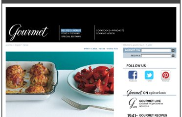 http://www.gourmet.com/recipes/2000s/2009/08/baked-chicken-meatballs-with-peperonata