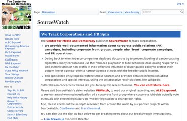 http://www.sourcewatch.org/index.php?title=SourceWatch