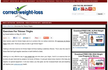 http://correct-weight-loss.net/2010/05/29/exercises-for-thinner-thighs/