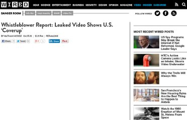 http://www.wired.com/dangerroom/2010/04/whistleblower-report-leaked-video-shows-us-coverup/
