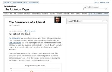 http://krugman.blogs.nytimes.com/2013/05/10/all-about-the-ecb/
