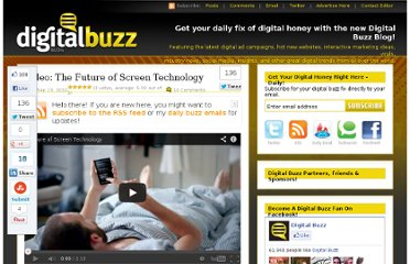 http://www.digitalbuzzblog.com/video-the-future-of-screen-technology/