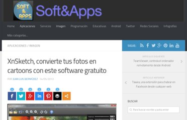 http://www.softandapps.info/2013/05/14/xnsketch-convierte-tus-fotos-en-cartoons-con-este-software-gratuito/