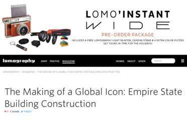 http://www.lomography.com/magazine/lifestyle/2013/05/13/the-making-of-a-global-icon-empire-state-building-construction
