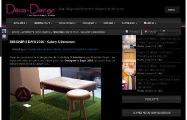 http://deco-design.biz/designers-days-2010-gallery-sbensimon/3797/