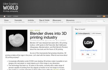 http://libregraphicsworld.org/blog/entry/blender-dives-into-3d-printing-indistry