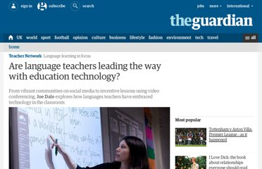 http://www.guardian.co.uk/teacher-network/teacher-blog/2013/may/16/language-teachers-technology-social-media