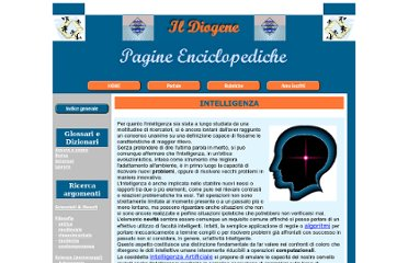 http://www.ildiogene.it/EncyPages/Ency=intelligenza.html