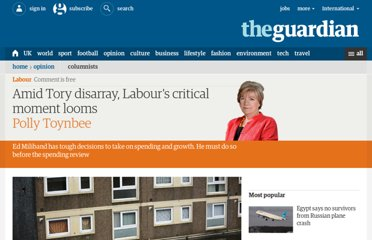 http://www.guardian.co.uk/commentisfree/2013/may/17/amid-tory-disarray-labour-critical-moment