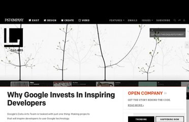 http://www.fastcolabs.com/3009820/open-company/why-google-invests-in-inspiring-developers