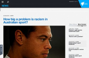 http://www.sbs.com.au/news/article/1352127/How-big-a-problem-is-racism-in-Australian-sport