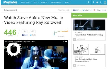 http://mashable.com/2013/05/17/steve-aoki-video/