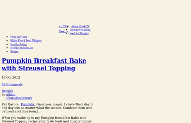 http://www.attunefoods.com/blog/2012/10/pumpkin-breakfast-bake-with-streusel-topping/