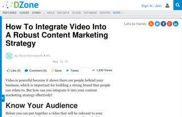 http://www.dzone.com/articles/how-integrate-video-robust