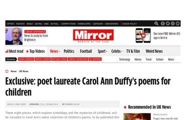 http://www.mirror.co.uk/news/uk-news/exclusive-poet-laureate-carol-ann-391943