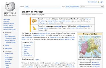 http://en.wikipedia.org/wiki/Treaty_of_Verdun