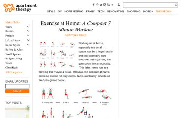 http://www.apartmenttherapy.com/exercise-at-home-a-compact-7-minute-workout-new-york-times-189523