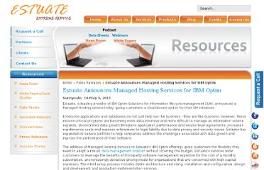 http://www.estuate.com/press-releases/announces-managed-hosting-services-for-ibm-optim