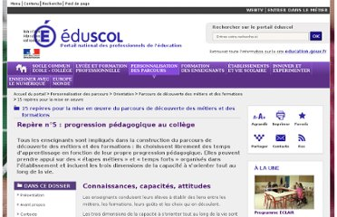 http://eduscol.education.fr/cid49513/progression-pedagogique-au-college.html
