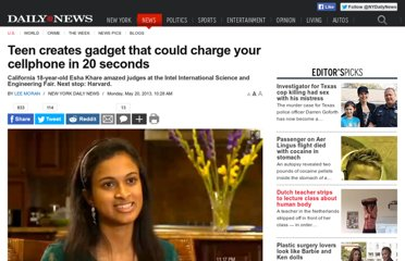 http://www.nydailynews.com/news/national/teen-gadget-charge-cellphone-20-seconds-article-1.1348948