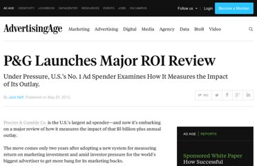 http://adage.com/article/news/procter-gamble-launches-major-roi-review/241565/