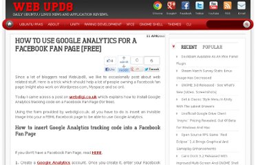 http://www.webupd8.org/2010/04/how-to-use-google-analytics-for.html