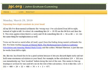 http://blog.jgc.org/2010/03/squaring-two-digit-numbers-in-your-head.html
