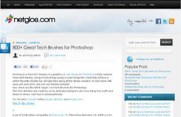 http://www.netglos.com/800-great-tech-brushes-for-photoshop/