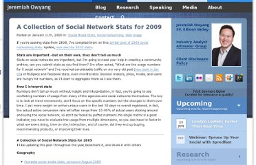 http://www.web-strategist.com/blog/2009/01/11/a-collection-of-soical-network-stats-for-2009/