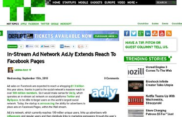 http://techcrunch.com/2010/09/15/in-stream-ad-network-ad-ly-extends-reach-to-facebook-pages/