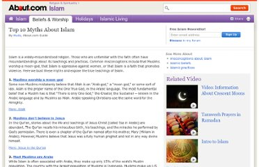 http://islam.about.com/od/commonmisconceptions/tp/myths.htm