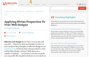 http://www.smashingmagazine.com/2008/05/29/applying-divine-proportion-to-web-design/