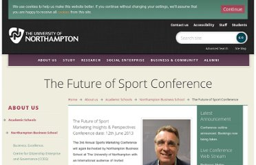 http://www.northampton.ac.uk/info/20041/northampton-business-school/1835/the-future-of-sport-conference