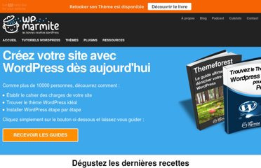 http://wp-themes-pro.com/installer-theme-wordpress/