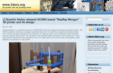 http://www.3ders.org/articles/20130514-quentin-harley-released-scara-based-reprap-morgan-3d-printer-and-its-design.html