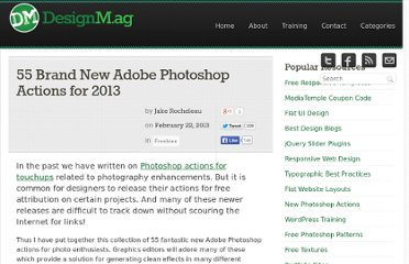 http://designm.ag/resources/photoshop-actions-designers-photographers/