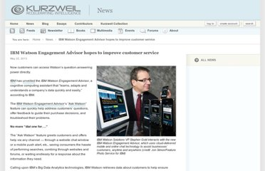 http://www.kurzweilai.net/ibm-watson-engagement-advisor-hopes-to-improve-customer-service