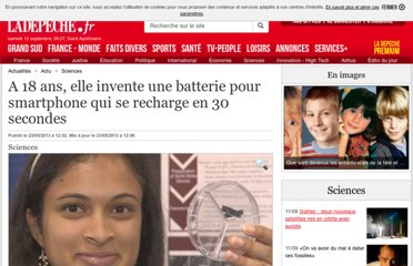 http://www.ladepeche.fr/article/2013/05/23/1632902-18-ans-invente-batterie-smartphone-recharge-30-secondes.html