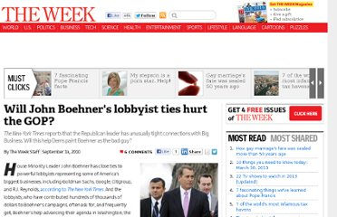 http://theweek.com/article/index/207017/will-john-boehners-lobbyist-ties-hurt-the-gop