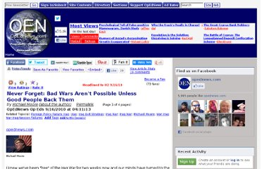 http://www.opednews.com/articles/Never-Forget-Bad-Wars-Are-by-Michael-Moore-100916-885.html