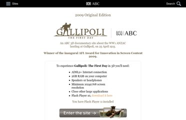 http://www.abc.net.au/innovation/gallipoli/